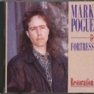 MARK POGUE & FORTRESS--RESTORATION Compact Disc (CD)
