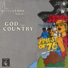 THE REFLECTIONS--SING OF GOD AND COUNTRY Vinyl LP