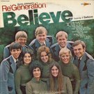RE'GENERATION--BELIEVE Vinyl LP