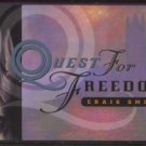 CRAIG SMITH--QUEST FOR FREEDOM Cassette Tape