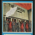 THE SPEERS--IN CONCERT 8-Track Tape