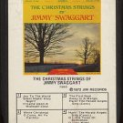 JIMMY SWAGGART--THE CHRISTMAS STRINGS OF JIMMY SWAGGART 8-Track Tape