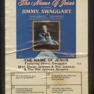 JIMMY SWAGGART--THE NAME OF JESUS 8-Track Tape