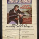 JIMMY SWAGGART--ONLY JESUS 8-Track Tape