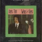 RUSS TAFF--WALLS OF GLASS 8-Track Tape