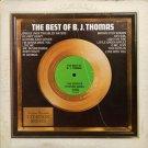 B.J. THOMAS--THE BEST OF BJ THOMAS Vinyl LP