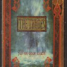 THE THROES--FALL ON YOUR WORLD Cassette Tape