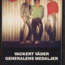 VACKERT VADER--GENERALENS MEDALJER Cassette Tape (SWEDEN)