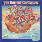 VARIOUS ARTISTS--THE BRITISH ARE COMING Vinyl LP