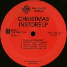 VARIOUS ARTISTS--CHRISTMAS INSTORE LP Vinyl LP