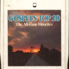 VARIOUS ARTISTS--GOSPEL'S TOP 20 8-Track Tape