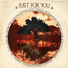 VARIOUS ARTISTS--JUST FOR YOU Vinyl LP