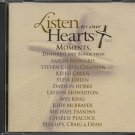 VARIOUS ARTISTS--LISTEN TO OUR HEARTS, VOL. 2: MOMENTS, DEVOTIONS & SONGS Compact Disc (CD)