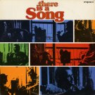 VARIOUS ARTISTS--THERE IS A SONG: MICHAEL MCKINNEY/KENNY AND PEGGY PARKER Vinyl LP