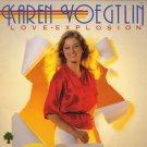 KAREN VOEGTLIN--LOVE EXPLOSION Vinyl LP