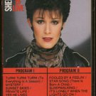 SHEILA WALSH--WAR OF LOVE Cassette Tape (CANADA)