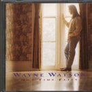 WAYNE WATSON--HOW TIMES FLIES Compact Disc (CD)
