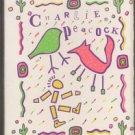 CHARLIE PEACOCK--WEST COAST DIARIES VOLUME THREE 1989 Cassette Tape (Original Issue - Sealed!)