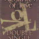 VIGILANTES OF LOVE--DOUBLE SINGLE Cassette Tape