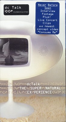 DC TALK--THE SUPERNATURAL EXPERIENCE VHS Video