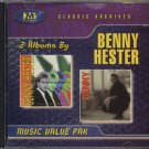 BENNY HESTER--CLASSIC ARCHIVES: PERFECT/UNITED WE STAND, DIVIDED WE FALL Compact Disc (CD)