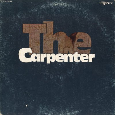 THE CARPENTER Vinyl LP