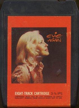 EVIE--EVIE AGAIN 8-Track Tape