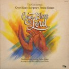 THE CONTINENTALS--COME BLESS THE LORD: OVER SIXTY SCRIPTURE PRAISE SONGS Vinyl LP