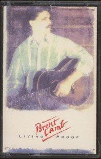 BRENT LAMB--LIVING PROOF Cassette Tape