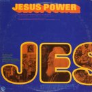 VARIOUS ARTISTS--JESUS POWER Vinyl LP