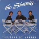 THE SHARRETTS--YOU TURN ME AROUND Vinyl LP