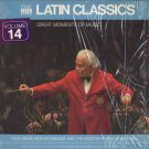 ARTHUR FIEDLER & THE BOSTON POPS ORCHESTRA--GREAT MOMENTS IN MUSIC: LATIN CLASSICS Vinyl LP