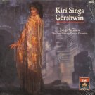 KIRI TE KANAWA--KIRI SINGS GERSHWIN Vinyl LP