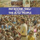 PAT BOONE--SINGS THE NEW SONGS OF THE JESUS PEOPLE Vinyl LP