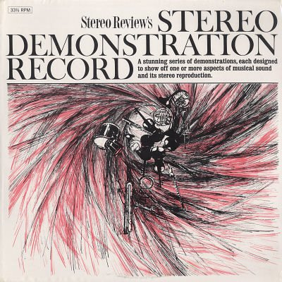 STEREO REVIEW'S STEREO DEMONSTRATION RECORD (33 1/3 RPM) Vinyl LP