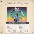 VARIOUS HEARTLAND ARTISTS--CELEBRATE THE SON Vinyl LP