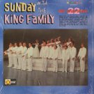 THE KING FAMILY--SUNDAY WITH THE KING FAMILY Vinyl LP