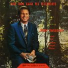 JIMMY SWAGGART--GOD TOOK AWAY MY YESTERDAYS Vinyl LP