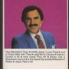 DAVE BOYER--DAVE BOYER HYMNS Cassette Tape