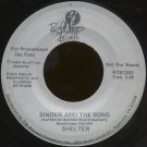 "SHELTER-""SINGER AND THE SONG"" (3:09) (Stereo/Stereo) 45 RPM 7"" Vinyl"