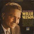 WILLIE NELSON--HELLO WALLS Vinyl LP (Sunset)