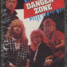 DANGERZONE--DANGERZONE Cassette Tape (Sealed)