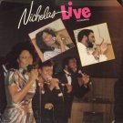 NICHOLAS--LIVE IN MEMPHIS Vinyl LP