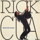 RICK CUA--WEAR YOUR COLORS Vinyl LP
