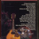 JIM HENDRICKS--20 APPALACHIAN CHRISTMAS CAROLS Cassette Tape