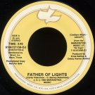 "HI-TOPS MUSICAL--""FATHER OF LIGHTS"" (3:46) (Stereo/Mono) 45 RPM 7"" Vinyl"