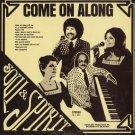 SOUL & SPIRIT--COME ON ALONG Vinyl LP