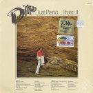 DINO--JUST PIANO . . . PRAISE II Vinyl LP