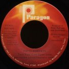 "PATTI ROBERTS--""TURN YOUR EYES UPON JESUS"" (3:03) 45 RPM 7"" Vinyl"