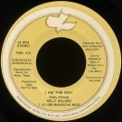 "KELLY WILLARD--""I AM THE WAY"" (4:21)/""LOVER OF THE WORLD"" (4:12) 45 RPM 7"" Vinyl"